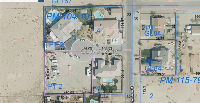 Vacant Lot (177-06-402-033), Las Vegas, NV 89118 (MLS #2000240) :: Trish Nash Team