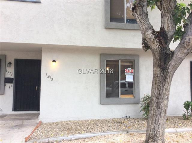 1332 N Jones, Las Vegas, NV 89108 (MLS #2000247) :: Sennes Squier Realty Group