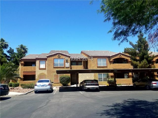5055 Hacienda #2163, Las Vegas, NV 89118 (MLS #2002494) :: Signature Real Estate Group