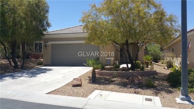 2823 Sapphire Desert, Henderson, NV 89052 (MLS #2002822) :: The Snyder Group at Keller Williams Realty Las Vegas