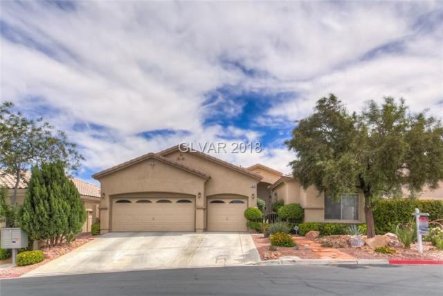 10749 Refectory, Las Vegas, NV 89135 (MLS #2003060) :: Signature Real Estate Group