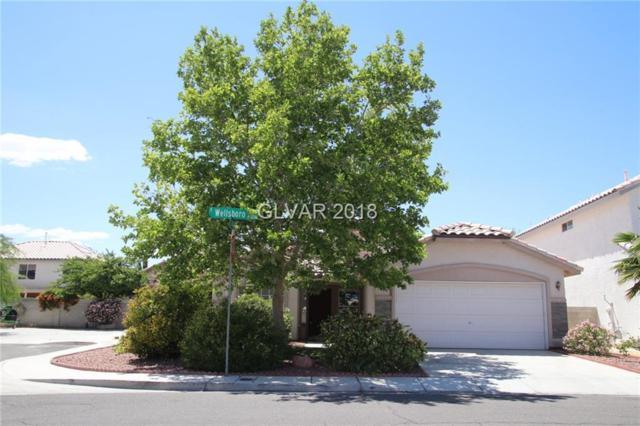 4467 Wellsboro, Las Vegas, NV 89147 (MLS #2004155) :: The Machat Group | Five Doors Real Estate