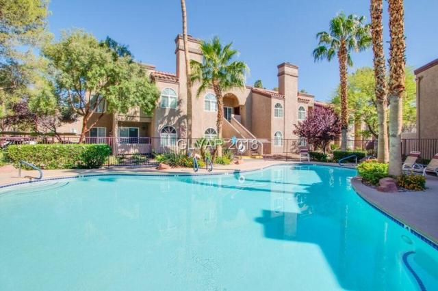 9325 Desert Inn #156, Las Vegas, NV 89117 (MLS #2004219) :: Trish Nash Team