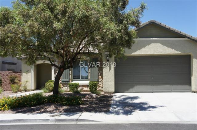1005 Hickory Park, Las Vegas, NV 89138 (MLS #2004971) :: The Snyder Group at Keller Williams Realty Las Vegas