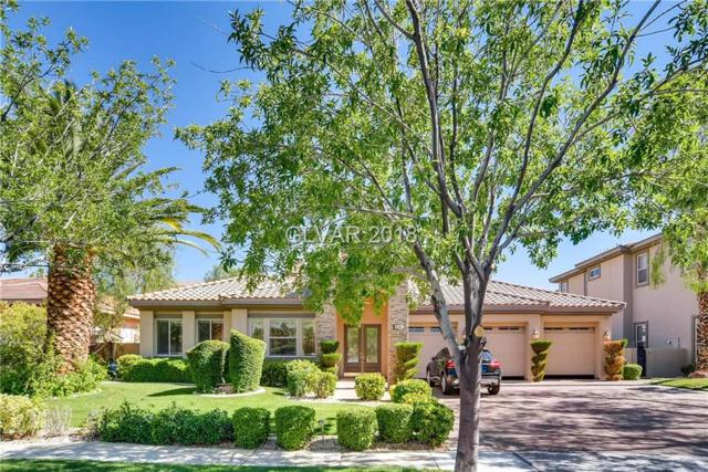 2281 N Candlestick, Henderson, NV 89052 (MLS #2005832) :: The Snyder Group at Keller Williams Realty Las Vegas