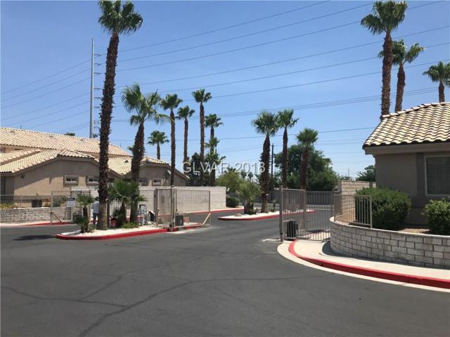 1401 Michael #204, Las Vegas, NV 89108 (MLS #2006164) :: The Snyder Group at Keller Williams Realty Las Vegas