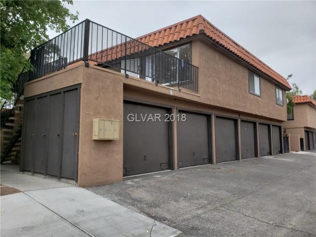 6671 Bubbling Brook D, Las Vegas, NV 89107 (MLS #2007142) :: Sennes Squier Realty Group