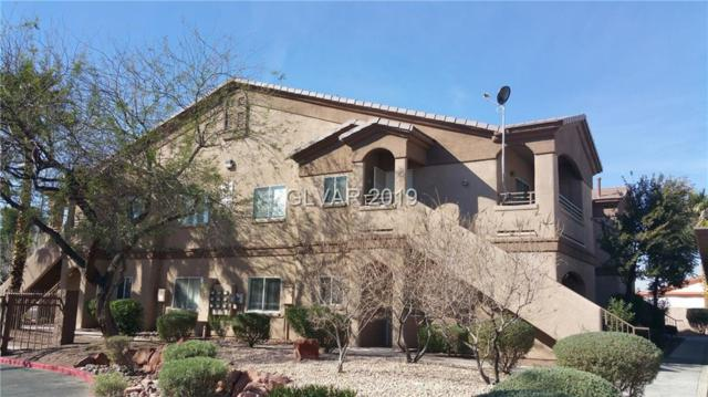 5750 Hacienda #202, Las Vegas, NV 89122 (MLS #2007602) :: Trish Nash Team