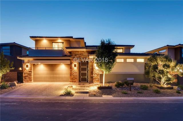 20 Springacre, Las Vegas, NV 89135 (MLS #2008800) :: Trish Nash Team