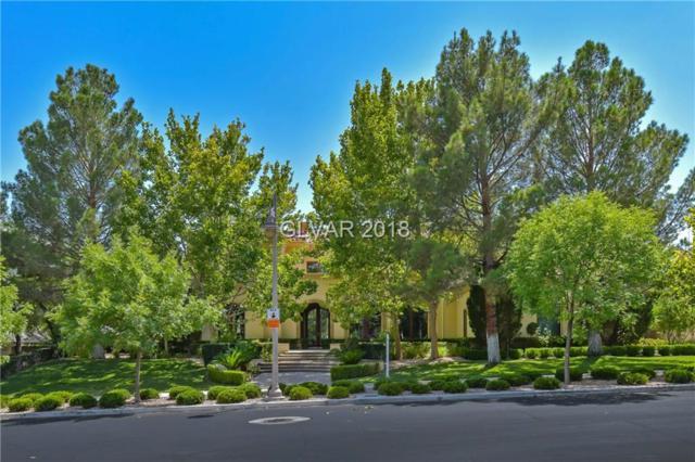 9901 Glenrock, Las Vegas, NV 89134 (MLS #2009019) :: The Snyder Group at Keller Williams Marketplace One