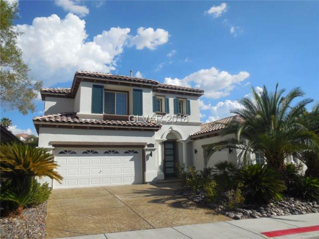 2821 Bellini, Henderson, NV 89052 (MLS #2010386) :: Signature Real Estate Group