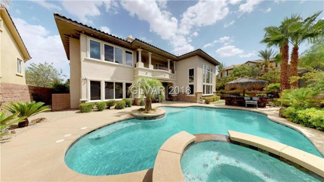 1353 Enchanted River, Henderson, NV 89012 (MLS #2011166) :: The Snyder Group at Keller Williams Realty Las Vegas