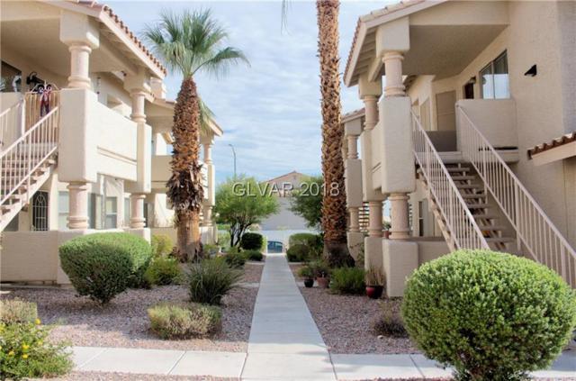 941 Falconhead #201, Las Vegas, NV 89128 (MLS #2011653) :: Signature Real Estate Group