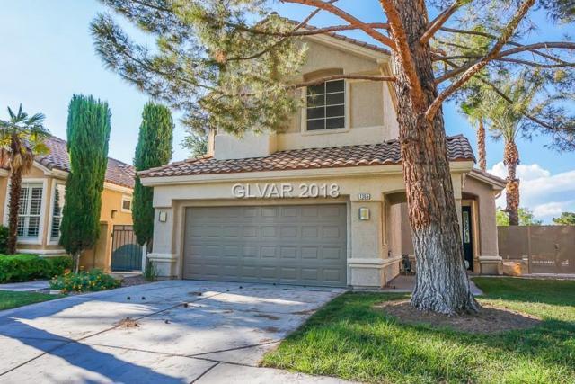 1365 Fox Acres, Las Vegas, NV 89134 (MLS #2011762) :: Sennes Squier Realty Group