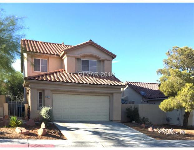 7612 S Sierra Paseo, Las Vegas, NV 89128 (MLS #2011920) :: Signature Real Estate Group