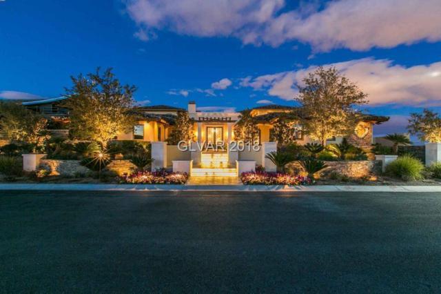 5228 Spanish Heights, Las Vegas, NV 89148 (MLS #2013860) :: Vestuto Realty Group