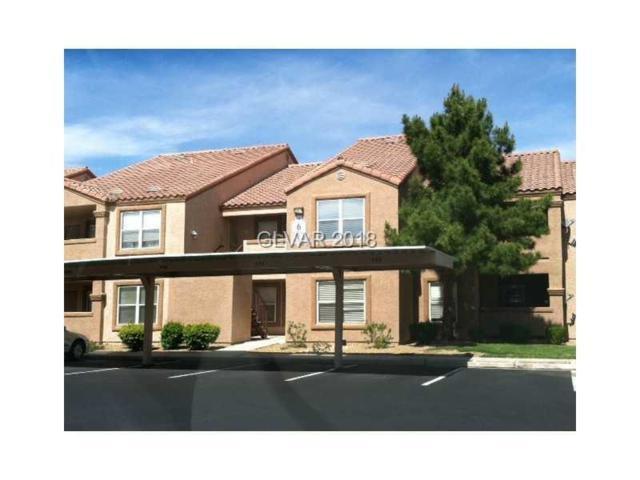 1150 Buffalo #1067, Las Vegas, NV 89128 (MLS #2015021) :: Sennes Squier Realty Group