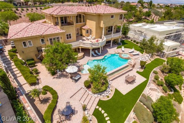 2876 Quartz Canyon, Henderson, NV 89052 (MLS #2017685) :: The Snyder Group at Keller Williams Marketplace One