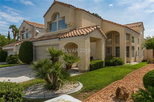 2436 Palm Shore, Las Vegas, NV 89128 (MLS #2018510) :: The Machat Group | Five Doors Real Estate
