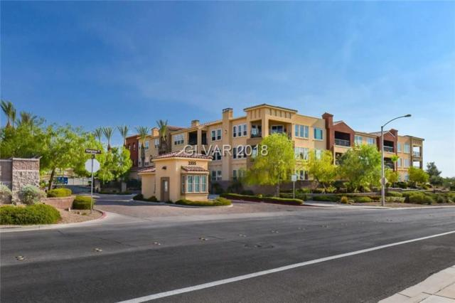 2555 Hampton #3104, Henderson, NV 89052 (MLS #2019050) :: The Snyder Group at Keller Williams Realty Las Vegas