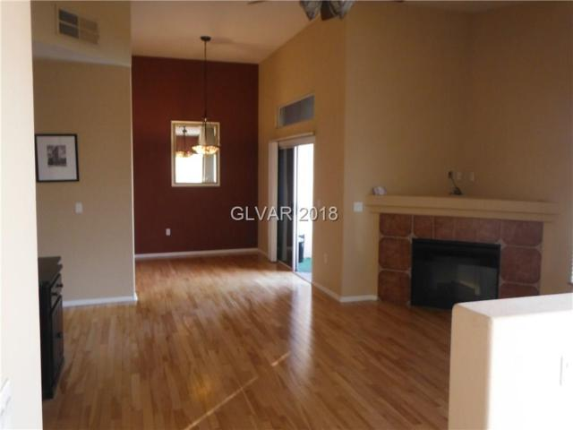 2305 W Horizon Ridge #521, Henderson, NV 89052 (MLS #2021003) :: Signature Real Estate Group