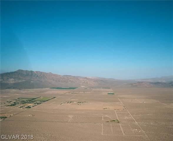 3052 W Old West Road, Amargosa, NV 89020 (MLS #2021196) :: Performance Realty