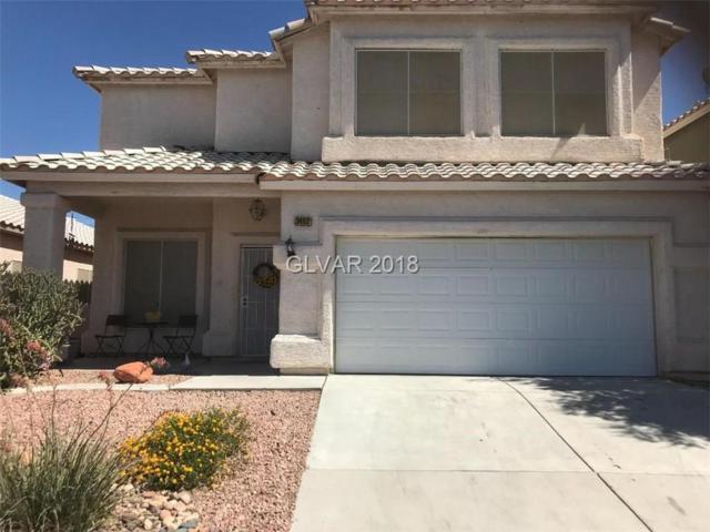 3452 Beca Faith, North Las Vegas, NV 89032 (MLS #2021482) :: Vestuto Realty Group
