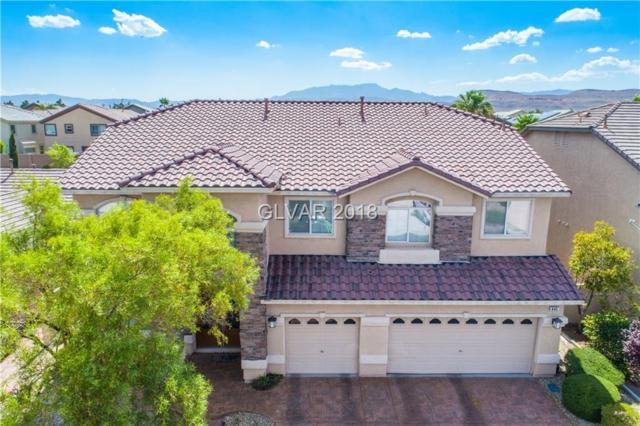 445 Fynn Valley, Las Vegas, NV 89148 (MLS #2022985) :: Vestuto Realty Group