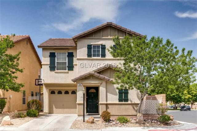 150 Solidago, Las Vegas, NV 89138 (MLS #2023142) :: The Snyder Group at Keller Williams Realty Las Vegas