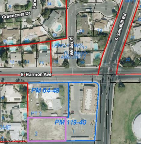 3765 E Harmon, Las Vegas, NV 89121 (MLS #2023416) :: Trish Nash Team