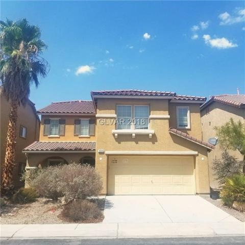 224 Stagecoach Flats, North Las Vegas, NV 89031 (MLS #2023818) :: The Snyder Group at Keller Williams Marketplace One