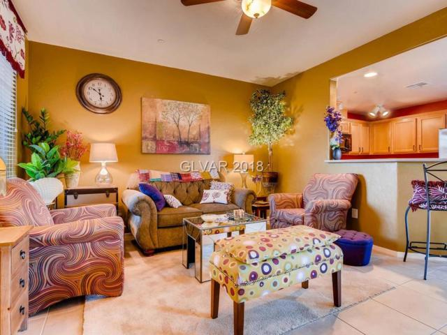 4630 Basilicata Ln #103 #103, North Las Vegas, NV 89084 (MLS #2023886) :: Vestuto Realty Group