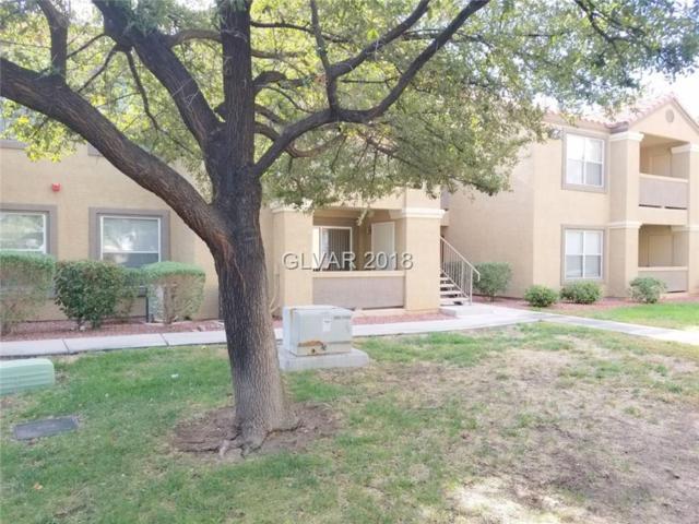 2300 Silverado Ranch #1079, Las Vegas, NV 89183 (MLS #2023962) :: The Snyder Group at Keller Williams Realty Las Vegas