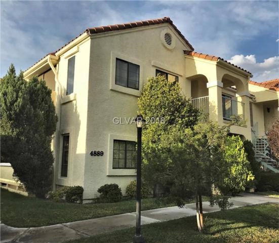 4889 Torrey Pines #204, Las Vegas, NV 89103 (MLS #2024099) :: Sennes Squier Realty Group