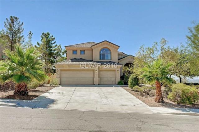 7031 Mountridge, Las Vegas, NV 89110 (MLS #2024562) :: Five Doors Las Vegas