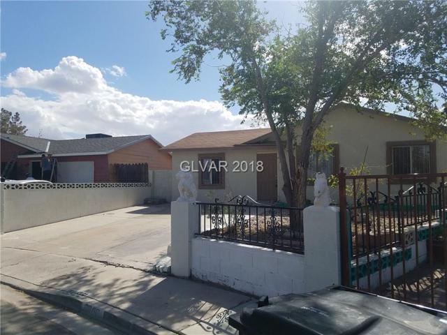 3309 Siler Place, North Las Vegas, NV 89030 (MLS #2024871) :: Signature Real Estate Group