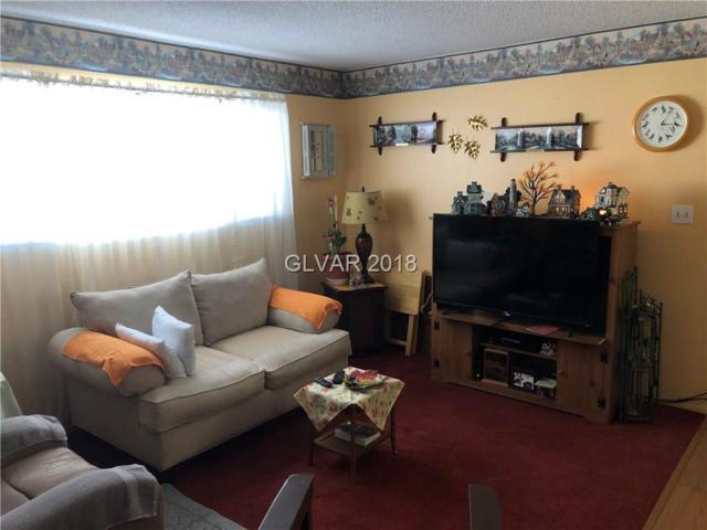 208 Orland #12, Las Vegas, NV 89107 (MLS #2026959) :: Sennes Squier Realty Group