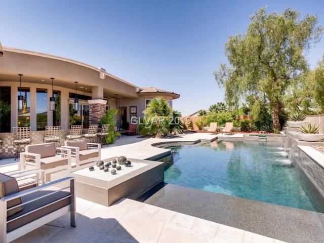 2 Isleworth, Henderson, NV 89052 (MLS #2027607) :: The Snyder Group at Keller Williams Marketplace One
