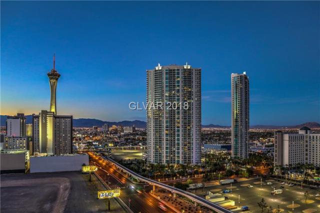 2777 Paradise #1801, Las Vegas, NV 89109 (MLS #2027700) :: Sennes Squier Realty Group