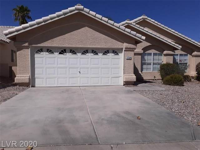 1734 Summerwood Circle, Henderson, NV 89012 (MLS #2027754) :: The Lindstrom Group