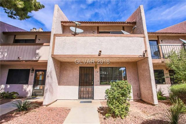 5266 Lisagayle #119, Las Vegas, NV 89103 (MLS #2028548) :: The Snyder Group at Keller Williams Realty Las Vegas