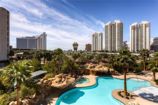 322 Karen #3004, Las Vegas, NV 89109 (MLS #2029062) :: Trish Nash Team