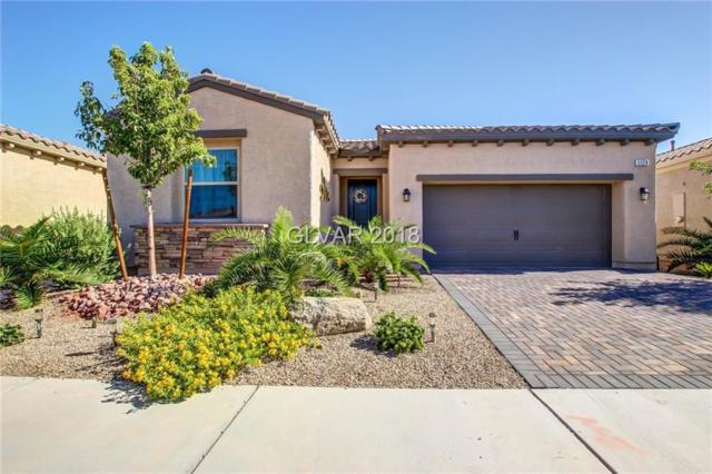 1128 Via Della Curia, Henderson, NV 89011 (MLS #2029711) :: Trish Nash Team