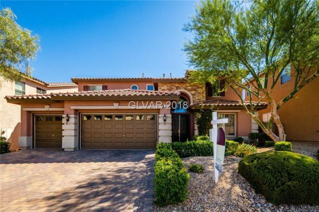 7829 Morning Queen, Las Vegas, NV 89178 (MLS #2030948) :: Signature Real Estate Group