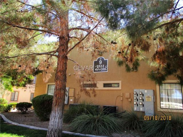 2111 Hussium Hills #201, Las Vegas, NV 89108 (MLS #2032358) :: Sennes Squier Realty Group