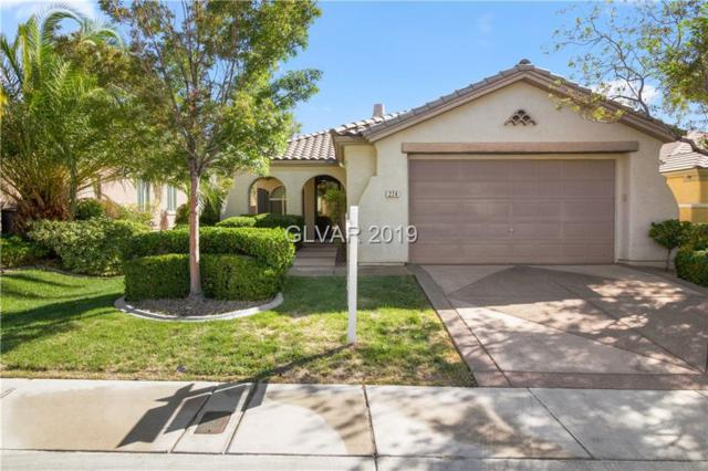 274 Bamboo Forest, Las Vegas, NV 89138 (MLS #2033345) :: ERA Brokers Consolidated / Sherman Group