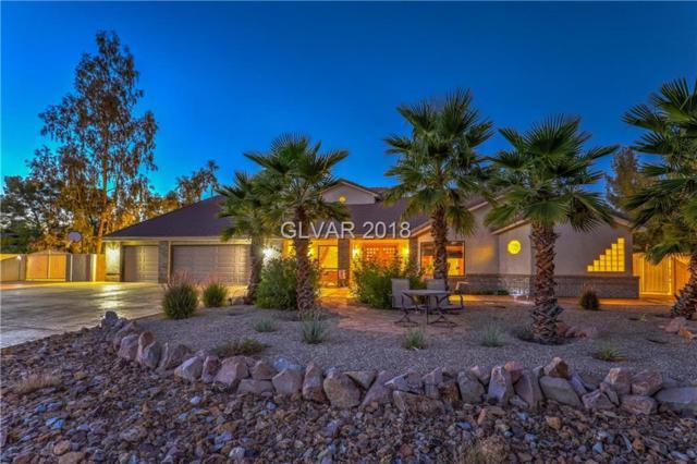 6260 Darby, Las Vegas, NV 89146 (MLS #2033618) :: Sennes Squier Realty Group