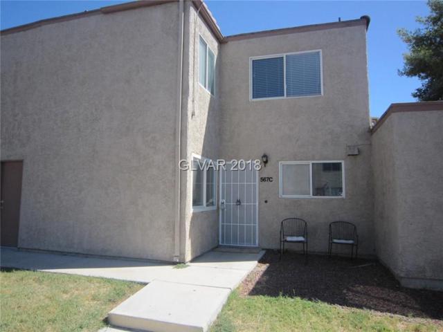 567 Roxella C, Las Vegas, NV 89110 (MLS #2033659) :: The Snyder Group at Keller Williams Realty Las Vegas
