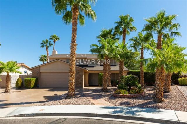 346 Gana, Henderson, NV 89014 (MLS #2033727) :: Signature Real Estate Group