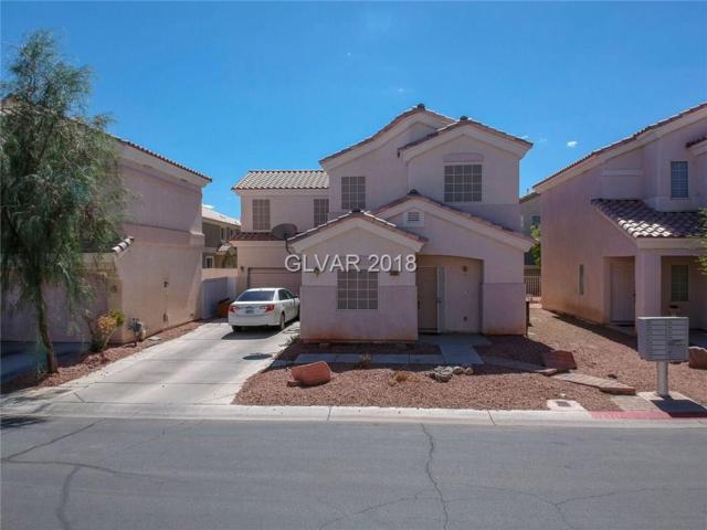 6233 Overhang, Henderson, NV 89011 (MLS #2033825) :: The Snyder Group at Keller Williams Marketplace One
